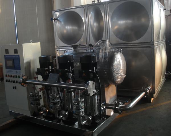 三泵循环启动电路图